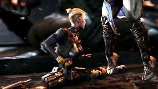 Mortal Kombat X All X-Ray Moves 1080p 60FPS HD