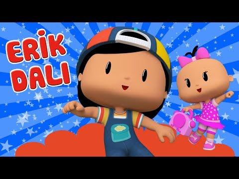 Pepee - Pepee Erik Dalı Gevrektir Oynuyor Şarkısı - Bebek ve Çocuk Şarkıları - Çizgi Film | Düşyeri