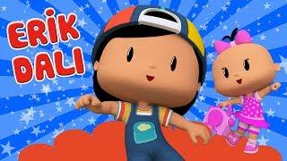 Pepee - Pepee Erik Dalı Gevrektir Oynuyor Şarkısı - Bebek ve Çocuk Şarkıları - Çizgi Film  Düşyeri