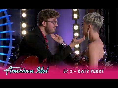 Katy Perry Is Looking For Love On American Idol | American Idol 2018