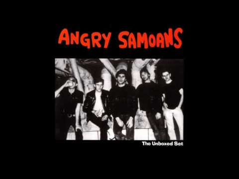 ANGRY SAMOANS - the unboxed set [full]