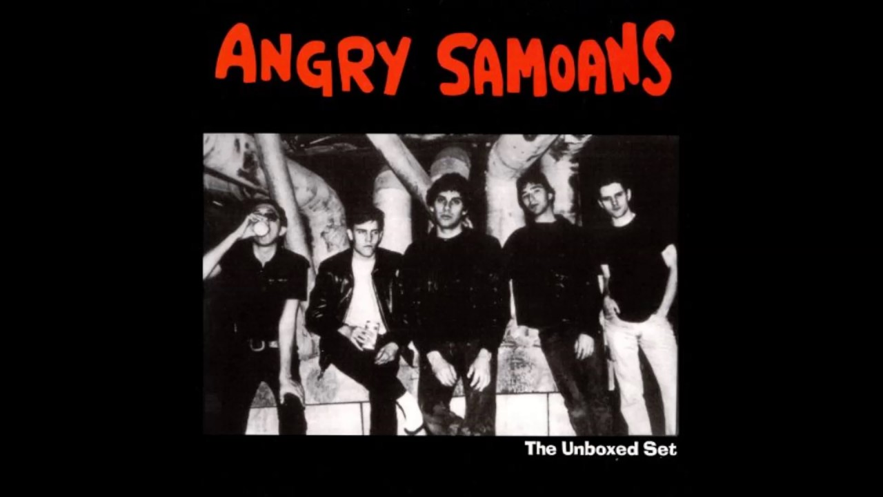 Angry Samoans The Unboxed Set Full Youtube