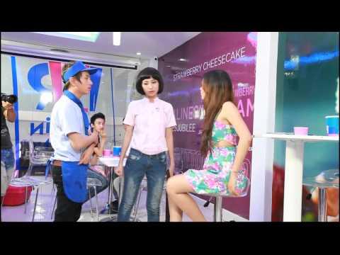 Hậu trường MV Cảm Giác Yêu của Khổng Tú Quỳnh