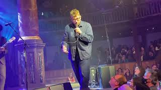 Damon Albarn - LONELY PRESS PLAY - 1st Row Live from Shakespeare's Globe Theater 9/2021 HQ