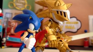 Sonic Stop Motion Adventures: Episode 23: Knightmare