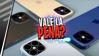 ESTE ES EL NUEVO IPHONE 12 Y SUS HERMANOS CON SU DISEÑO CONFIRMADO | Top Pulso