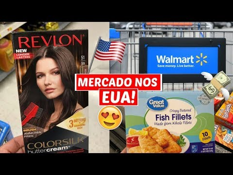 WALMART | FAZENDO COMPRAS DE MERCADO NOS EUA - QUANTO GASTEI?