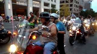 The Republic Of Texas Biker Rally (ROT Biker Rally) 2013