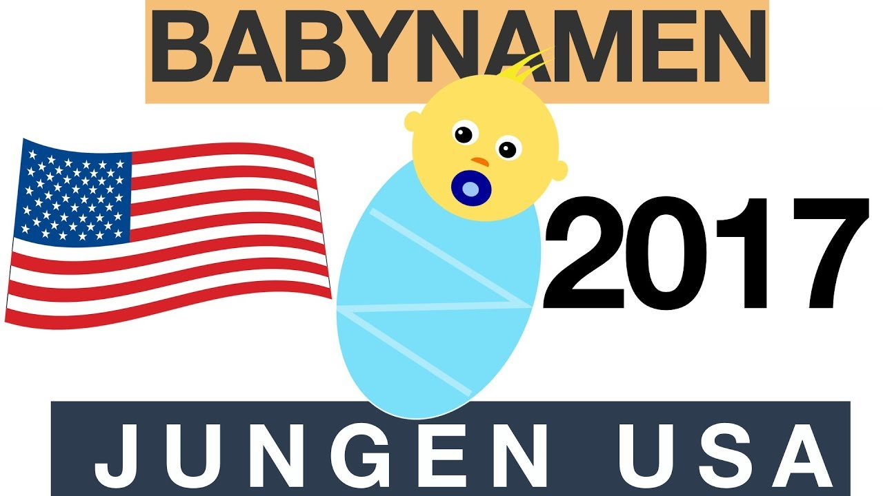 Babynamen Jungen Top 10 Usa Youtube