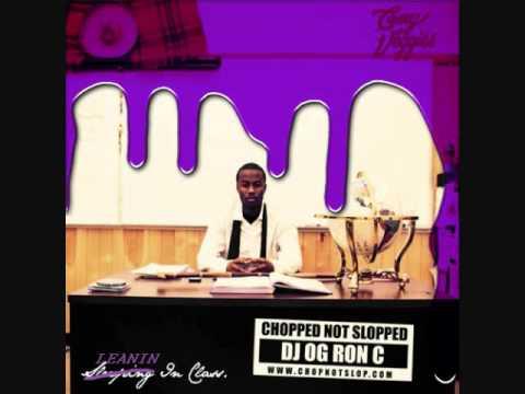 7. Ridin' Roun Town (Chopped-N-Screwed) - Casey Veggies