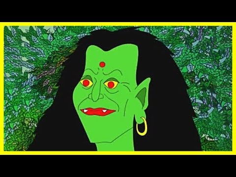 Dadimaa Ki Kahaniya - Shakchuni Pretnil Ki Kahani - Hindi Story For Children With Moral