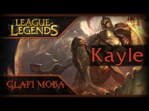 видео: Гайд Кейл Лига Легенд - guide kayle league of legends - ЛоЛ Гайд Кейл