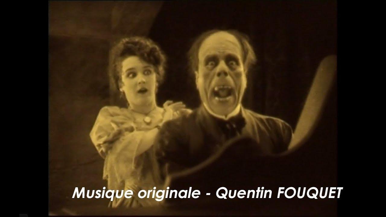 An Erotic Werewolf In London 2006 phantom of the opera - unmasking scene (quentin fouquet)