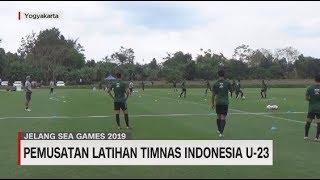 Pemusatan Latihan Timnas Indonesia U-23