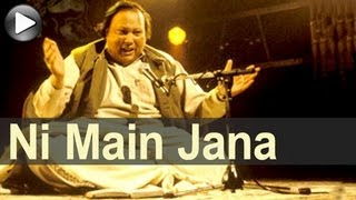 Nusrat Fateh Ali Khan - Ni Main Jana jogi De Naal - Live in Concert