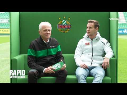 RAPIDVIERTELSTUNDE #96: Interview Louis Schaub