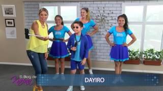 El Blog de Karina - ENE 18 - Parte 5/7 - MUSICAL DE DAYIRO - EL BAILE DEL TIBURÓN