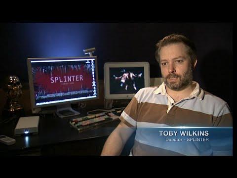 """Toby Wilkins On """"Splinter"""""""