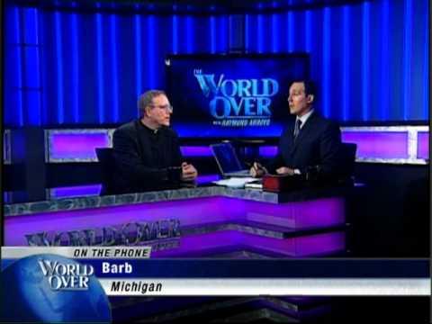 World Over - Raymond Arroyo with Fr Robert Barron on Catholicism series - 09-15-2011