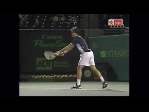 Federer vs Haas - Miami 2006 R3