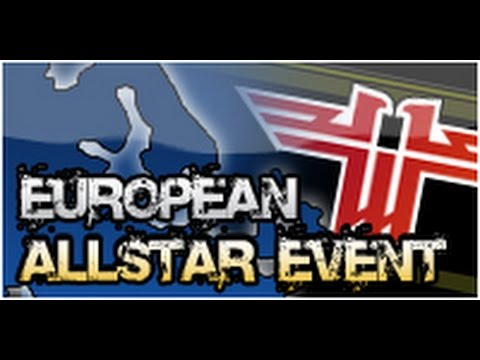 ET: European Allstars 2006 ALL MATCHES - TosspoT Shoutcast [Enemy Territory]