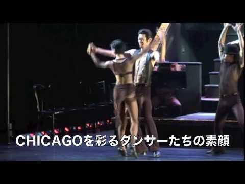 CHICAGO JAPAN official Youtubeスタート!