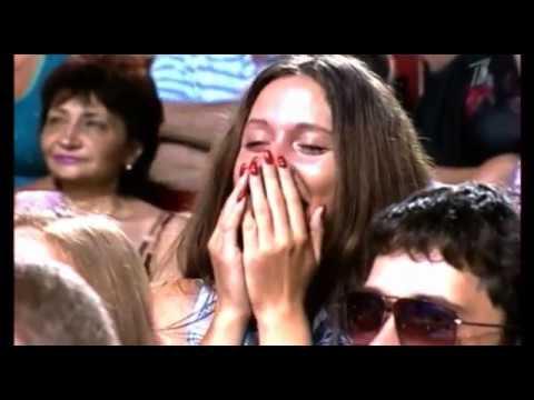 КВН Юный Демис Карибидис рвёт жюри и зал