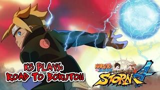 Road To Boruto: Boruto and Mecha Naruto Fights!!!