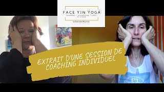 Coaching individuel  Face Yin Yoga