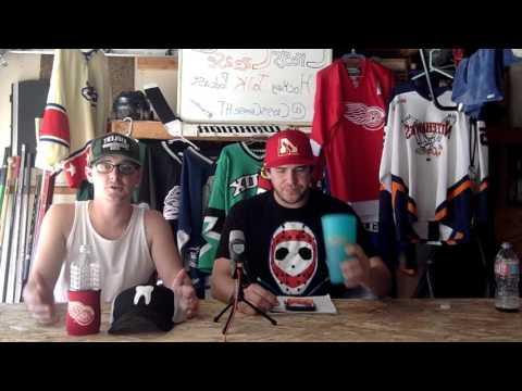 Cross Crease Hockey Talk Episode 2