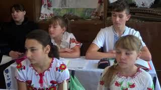 Урок української літератури в 7 класі Радченко Г. М.