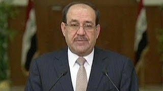 Le Premier ministre irakien affirme qu