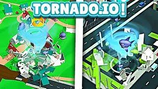 ON CONTRÔLE UNE TORNADE DE REQUIN ! | TORNADO.IO FR
