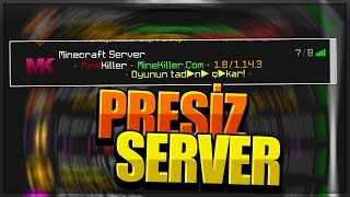 Mİnecraft En İyİ Premİumsuz Server