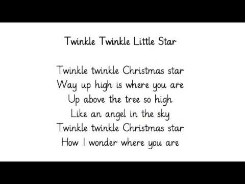 Twinkle Twinkle Christmas Star - YouTube