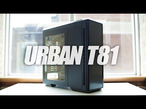 Thermaltake Urban T81 PC Full Tower Review