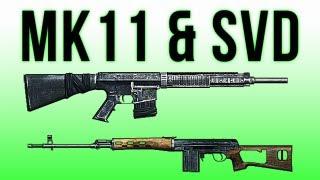 BF3 In Depth - MK11 & SVD