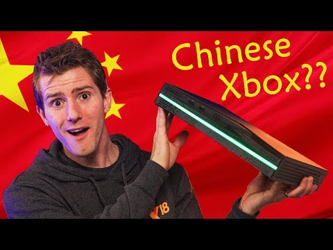 Смотреть We GOT the Chinese Game Console!! онлайн