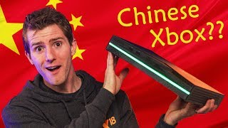 We GOT the Chinese Game Console!!...