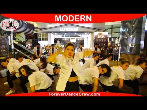 MODERN DANCE CHOREOGRAPHY DANCE INDONESIA