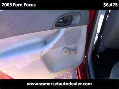 2005 Ford Focus available from Somerset Sales and Leasing
