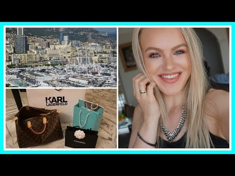 FRANCE TRAVEL VLOG | Monaco, St Tropez & More!