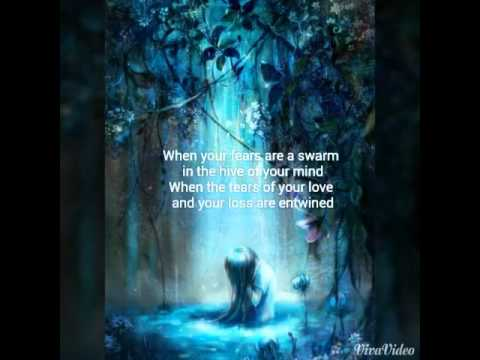 Beside you~Phildel(Lyrics)~Nightcore