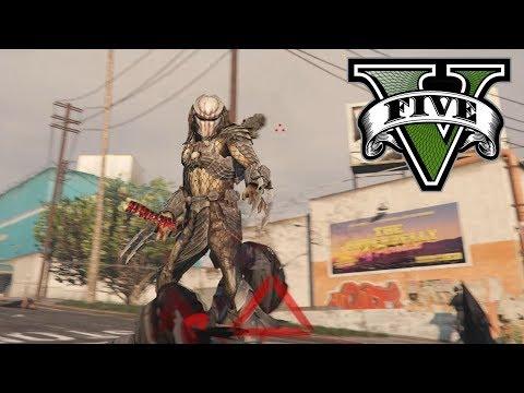 [Download] GTA V The Predator Script Mod (2018)