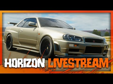 (LIVE) Forza Horizon 4 - Welcome To  HELL V2... thumbnail