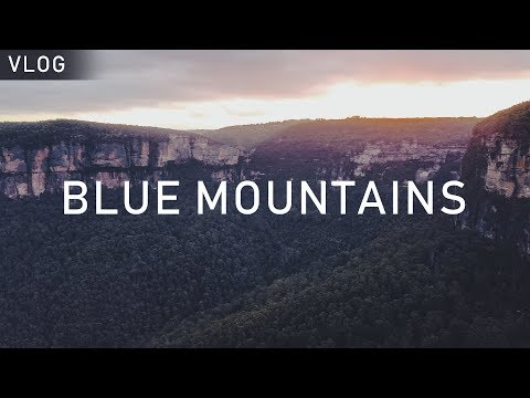 Stunning Scenery in The Blue Mountains, Australia | Travel Vlog