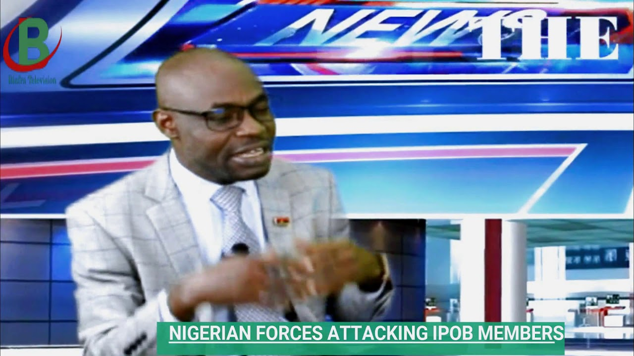 IPOB: NIGERIAN FORCES ATTACKING IPOB MEMBERS