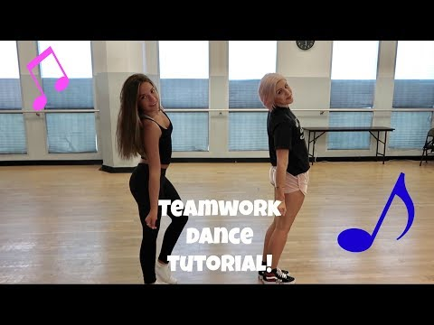 TEAMWORK -  Dance Tutorial with Rumer Noel!