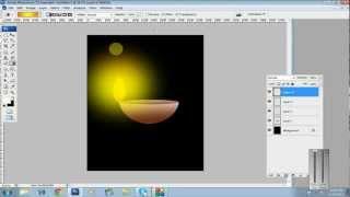 diya making in Photoshop