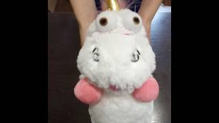 Плюшевая игрушка Единорог Флаффи из Гадкий Я 3, 45 см, купить в Украине, обзор
